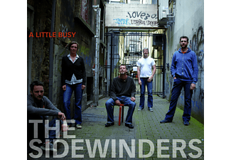The Sidewinders - The Sidewinters A Little Busy - (CD)