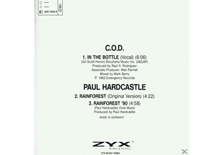 C.O.D., Paul C.O.D.-Hardcastle - In The Bottle-Rainforest [Maxi Single CD]