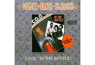 C.O.D., Paul C.o.d.-hardcastle - In The Bottle-Rainforest - (Maxi Single CD)