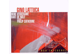 Gino Lattuca - Bad Influence - (CD)