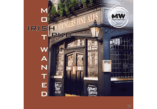 VARIOUS - Irish Pub - (CD)