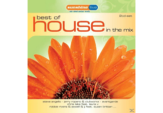 VARIOUS - Best Of House In The Mix - (CD)