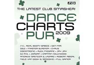 VARIOUS - Dance Charts Pur 2009 - (CD)