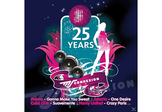 VARIOUS - Ms Connexion-25 Years Of - (CD)