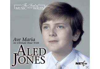 Aled Jones - Ave Maria-An Ultimate Hour With... [CD]