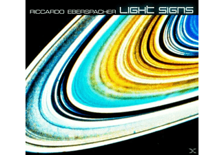Riccardo Eberspacher - Light Signs - (CD)