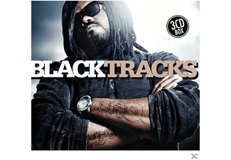 VARIOUS - Black Tracks - (CD)