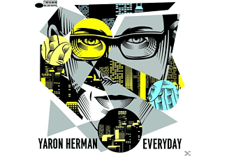 Yaron Herman - Everyday - (CD)