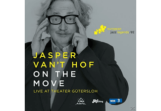 Jasper Van T'hof - On The Move - (CD)