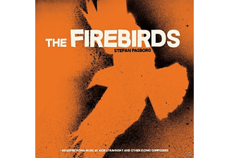 Stefan Pasborg - The Firebirds - (CD)