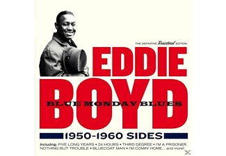 Eddie Boyd - Blue Monday Blues - (CD)