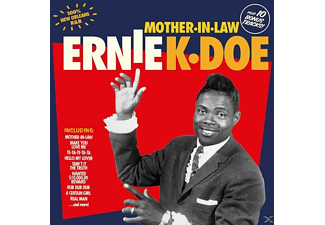 ERNIE K. Doe - Mother In Low+10 Bonus Tracks - (CD)
