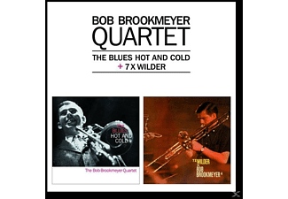 Bob Quartet Brookmeyer - The Blues Hot And Cold+7 X Wilder - (CD)