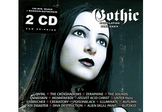 VARIOUS - Gothic Compilation 34 - (CD)