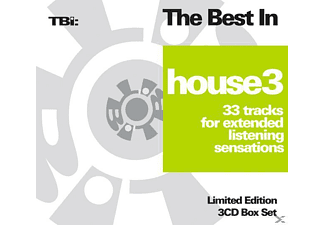 VARIOUS - THE BEST IN HOUSE 3 - (CD)