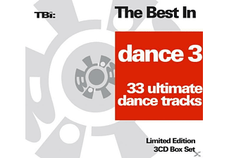 VARIOUS - The Best in Dance 3 - (CD)