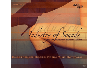 VARIOUS - Electronics Beats From The Catwalk [CD]