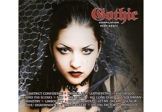 VARIOUS - Gothic Compilation 33 - (CD)