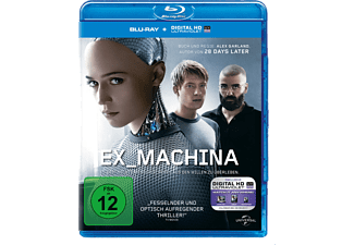 ex machina science fiction fantasy blu ray media markt. Black Bedroom Furniture Sets. Home Design Ideas