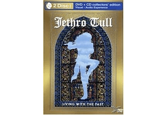 Ian Anderson, Jonathan Noyce, Andrew Giddings, Martin Barre, Doane Perry, Glenn Cornick, Mick Abrahams, Clive Bunker - Jethro Tull - Living with the Past [DVD]