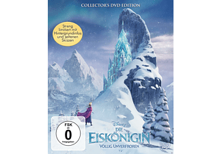 Die Eiskönigin Digibook (Special Edition) - (DVD)