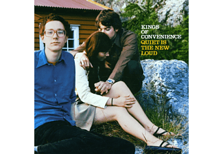 Kings Of Convenience - QUIET IS THE NEW LOUD - (CD)