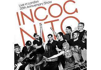 Incognito - Live in London - 35th Anniversary Show (CD)