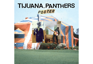 Tijuana Panthers - Poster [CD]