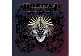 Koritni - Night Goes On For Days [CD]
