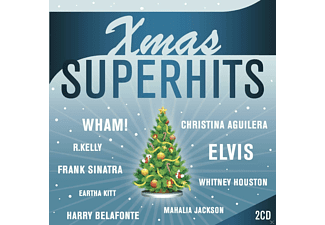 VARIOUS - Xmas Superhits [CD]