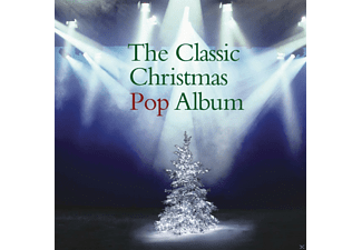 VARIOUS - The Classic Christmas Pop Album - (CD)