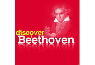 VARIOUS - Discover Beethoven - (CD)