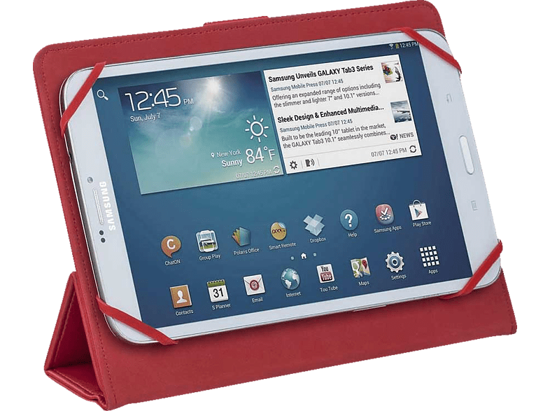 RIVACASE 3112 tablet case 7 Red computing   tablets   offline αξεσουάρ tablet θήκες tablet έως 7 laptop  tablet
