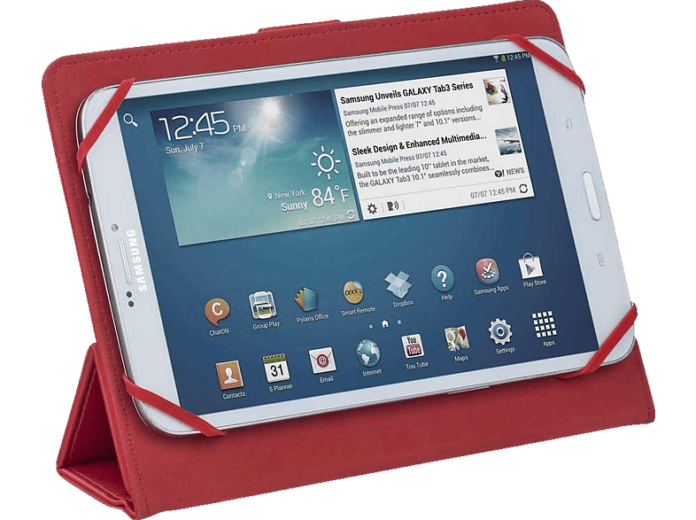 "RIVACASE 3112 tablet case 7"""" Red computing   tablets   offline αξεσουάρ tablet θήκες tablet έως 7 laptop  tablet"