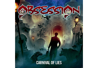 Obsession - Carnival Of Lies - (CD)