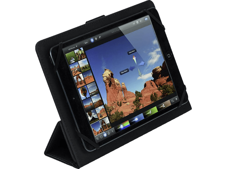 "RIVACASE 3114 tablet case 8"""" Black computing   tablets   offline αξεσουάρ tablet θήκες tablet έως 8 laptop  tablet"