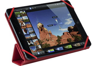 "RIVACASE 3114 tablet case 8"" Red"