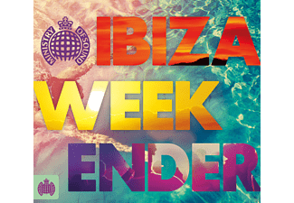 VARIOUS - The Ibiza Weekender [CD]