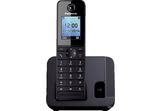 PANASONIC Téléphone sans fil Single set (KX-TGH210NLB)