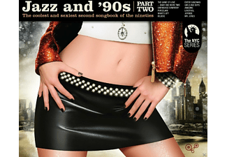 VARIOUS - Jazz And '90s Part Ii [CD]