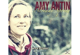 Amy Antin - Already Spring [CD]