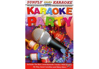 VARIOUS - Karaoke Party 1 - (DVD)