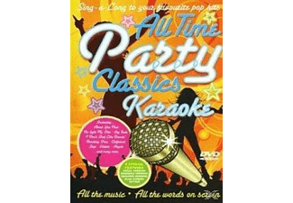 VARIOUS - All Time Party Classics Karaoke - (DVD)
