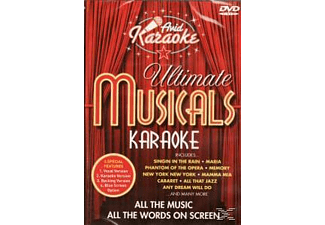Karaoke - Ultimate Musicals Karaoke - (CD)