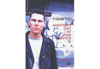 DJ Tiësto - Another Day At The Office - (DVD)