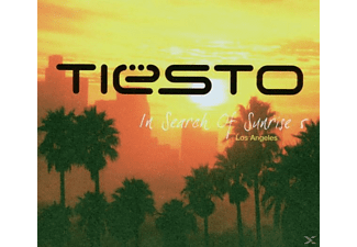 DJ Tiësto - In Search Of Sunrise 5 - (CD)