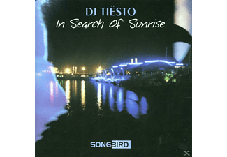 DJ Tiësto - In Search Of Sunrise - (CD)