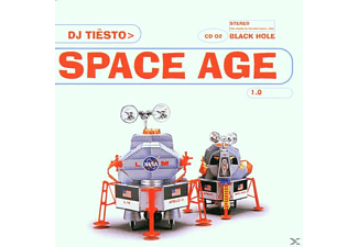 DJ Tiësto - Space Age 1.0 - (CD)