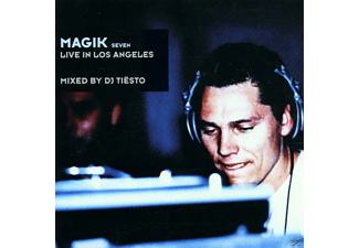 DJ Tiësto - Magik 7/Live In Los Angeles [CD]