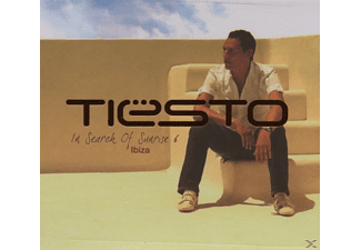 DJ Tiësto - In Search Of Sunrise 6 - (CD)